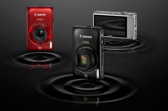 Canon IXUS 1100 HS: vékony, érintőképernyős fényképezőgép