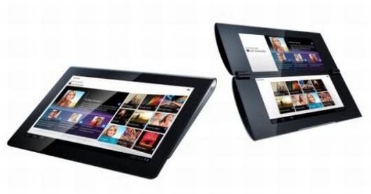 PlayStation Tablet S és Tablet P részletek