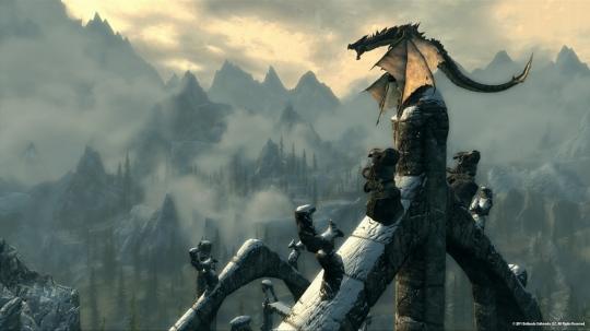 The Elder Scrolls V: Skyrim - friss részletek