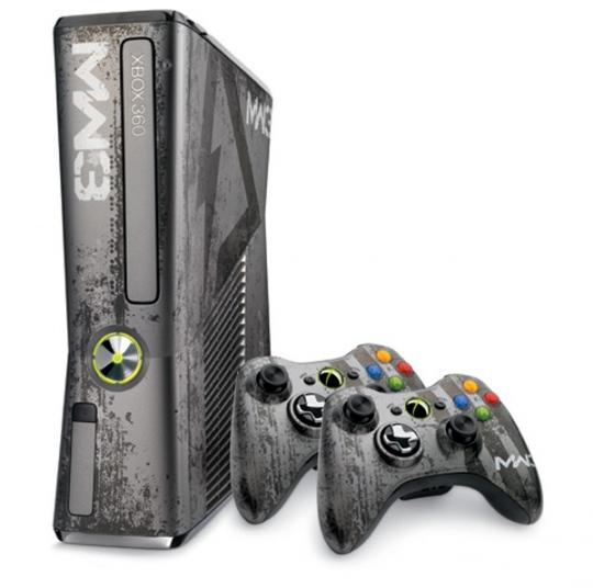 Xbox 360 - Modern Warfare 3 Bundle érkezik