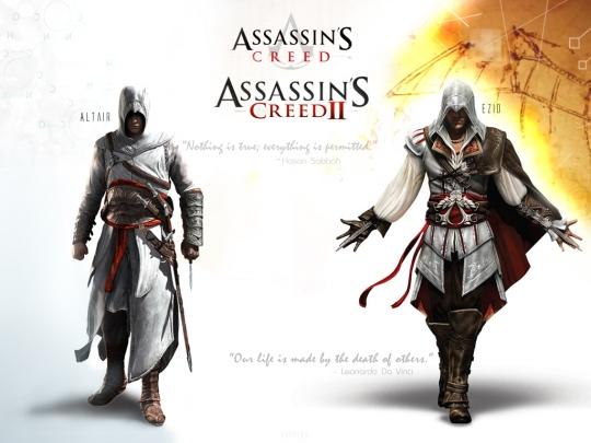 Assassin's Creed: Revelations - PS3-ra az első résszel együtt