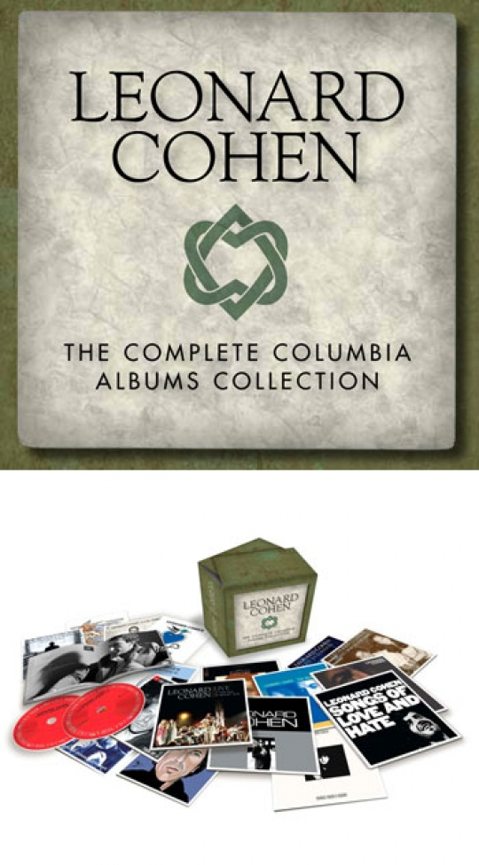Leonard Cohen: The Complete Albums Collection