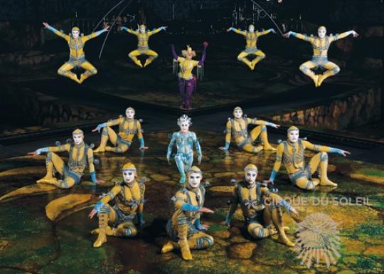 Budapestre jön a Cirque du Soleil Alegria előadása