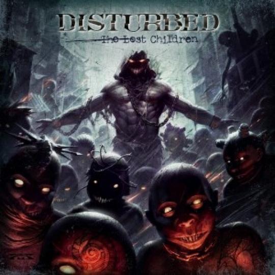 Disturbed: The Lost Children B-oldalas számokkal