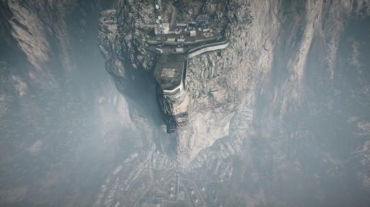 Battlefield 3 - Damavand Peak