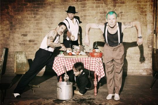 Megvásárolható lesz a Red Hot Chili Peppers összes új koncertfelvétele