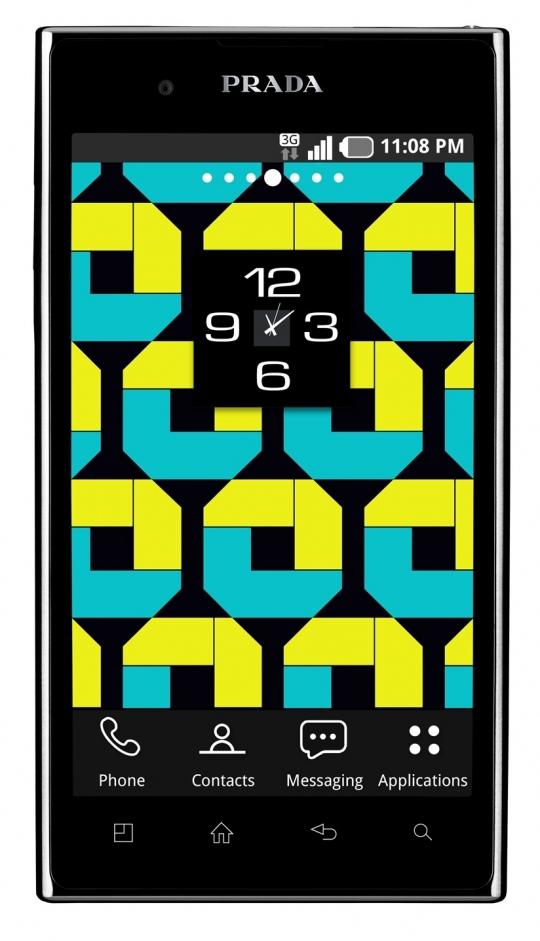 LG - bemutatták a Prada phone-t