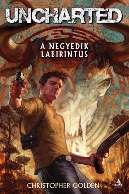 Uncharted: A negyedik labirintus - könyv készül a videojátékból