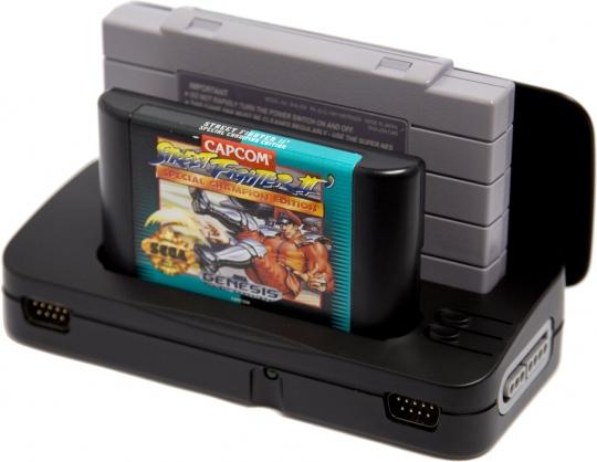 Retrode 2 - régi konzolos játékok PC-n