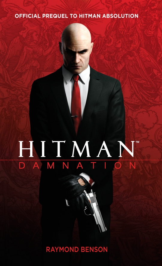 Hitman - új regény érkezik