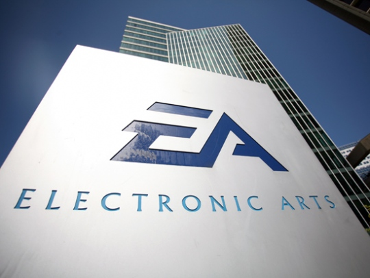 Szárnyal az EA