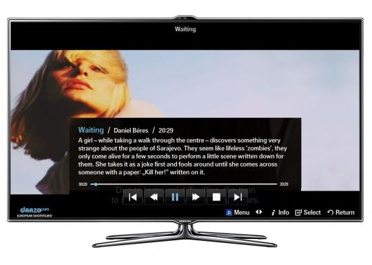 Új alkalmazások a Samsung Smart TV-ken.
