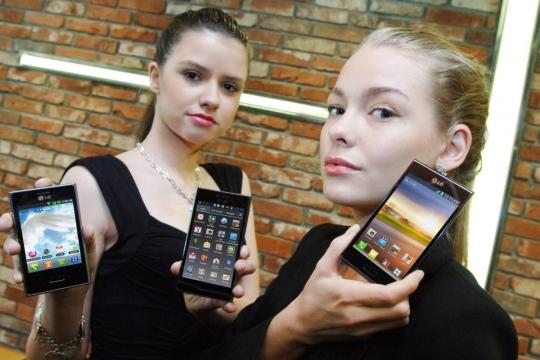 L-Style - új designt kapnak az LG termékei
