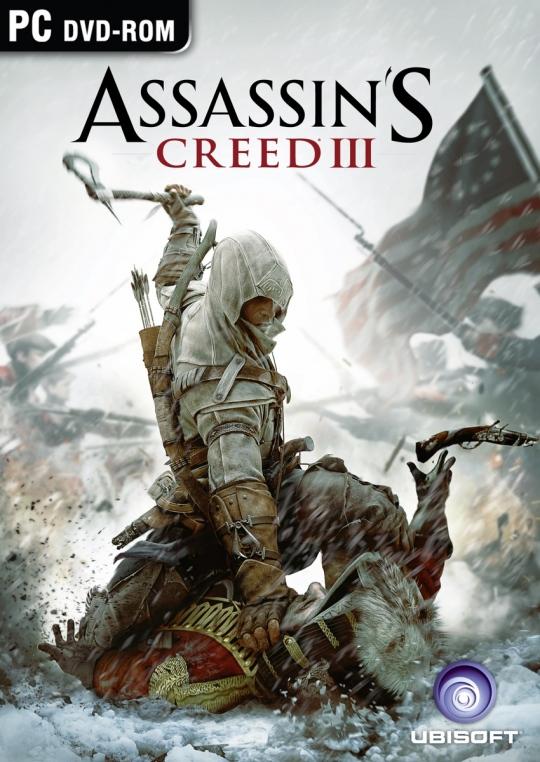 Assassin's Creed III bejelentés hétfőn