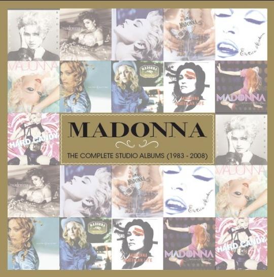 Madonna gyűjtemény érkezik március végén