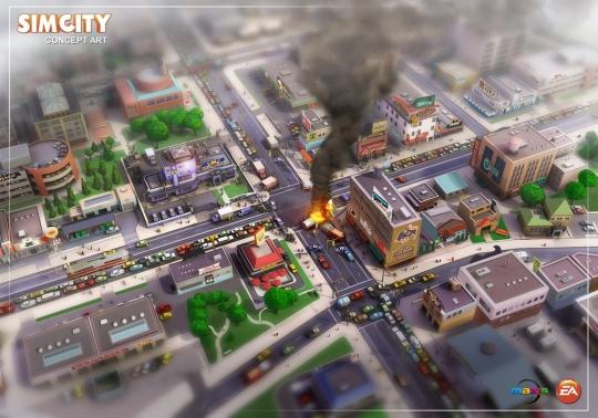 SimCity - 2013
