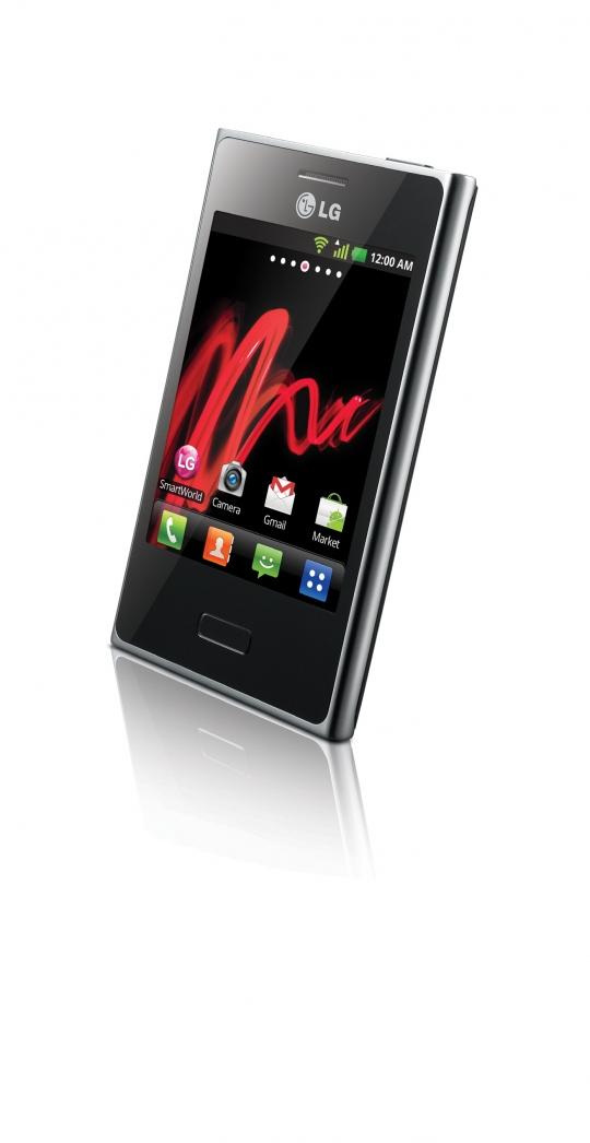 Érkezik az LG Optimus L3