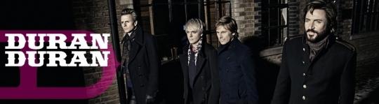 Nyáron Budapestre jön a Duran Duran