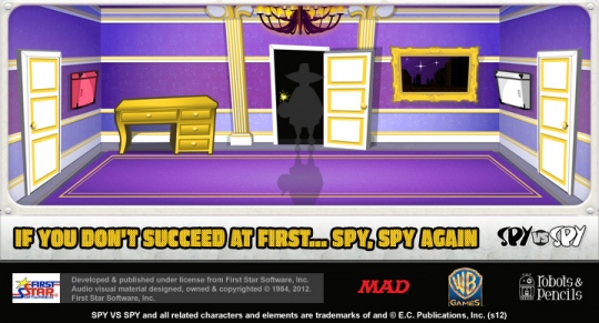 Új Spy vs Spy játék jön?
