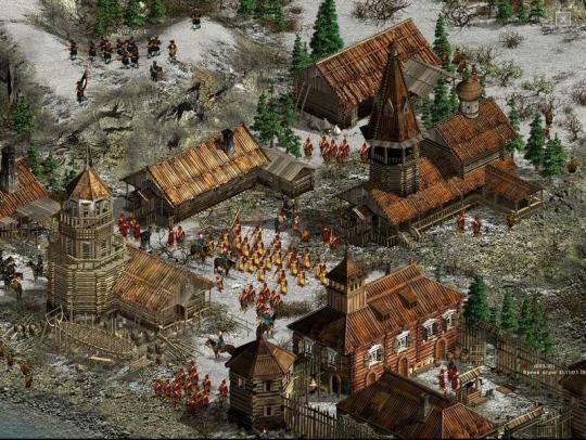 Retro ajánló - American Conquest