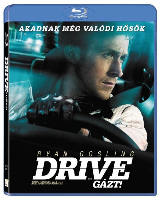 DVD-n és Blu-ray-en érkezik a Drive - Gázt!