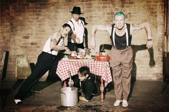 Feldolgozás EP a Red Hot Chili Pepperstől