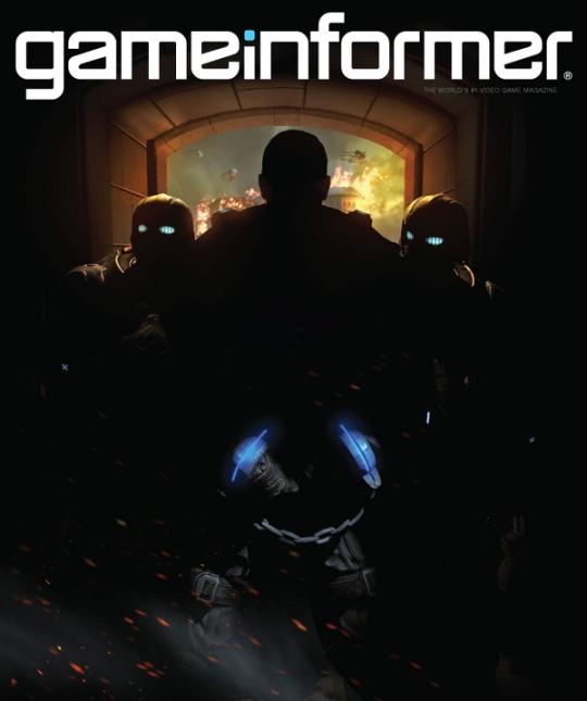 Készül az új Gears of War