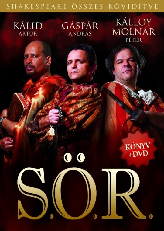 S.Ö.R. fesztivál, könyv és DVD