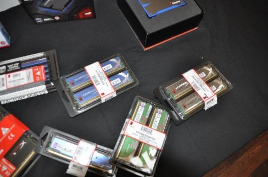 Kingston játék a DreamHack fesztivál kapcsán