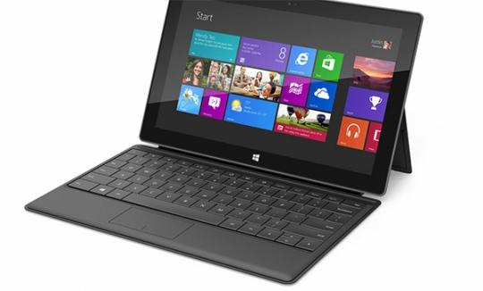 Microsoft Surface - új jelenség a tablet piacon
