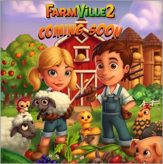 Zynga With Friends és Farmville 2