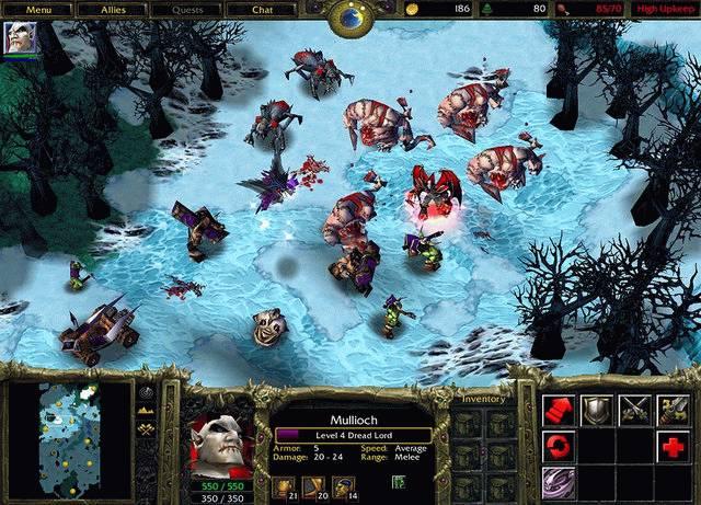 Újabb Warcraft 3 kép