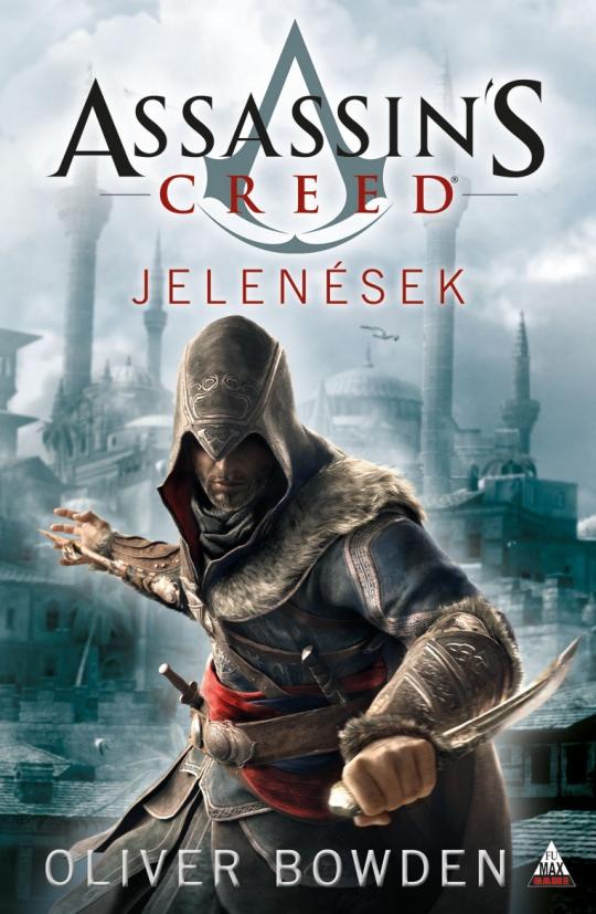 Assassin's Creed: Jelenések - jön az új könyv