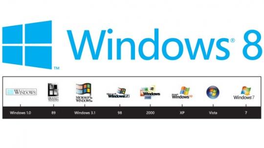 Windows 8 - október végén érkezik