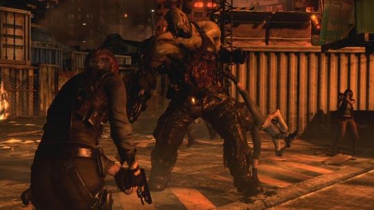 Resident Evil 6 - Agent Hunt mód