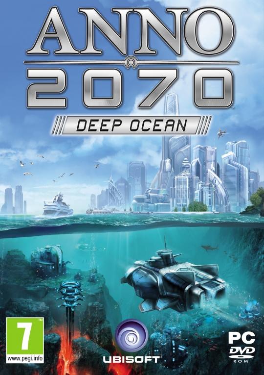 Anno 2070 Deep Ocean megjelenési dátum