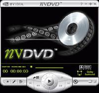 DVD lejátszó szoftver az NVIDIA-tól