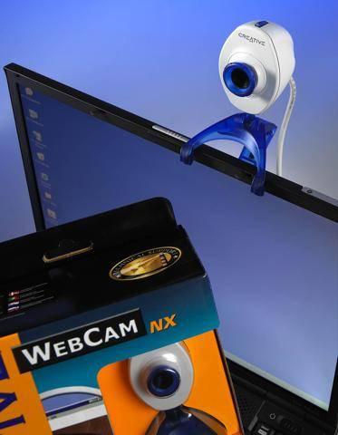 Új Creative webkamerák