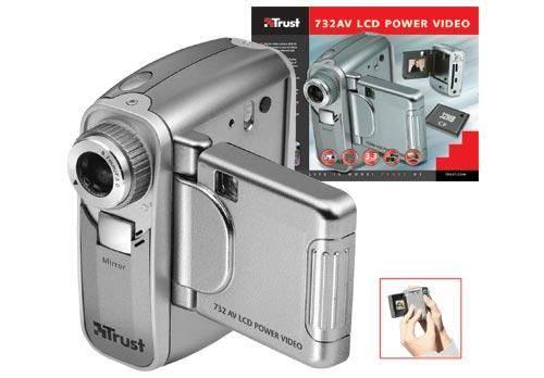 Trust digitális videokamera