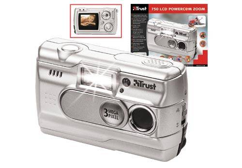 Trust 750 LCD Powerc@m Zoom