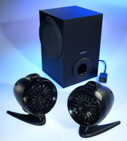 Creative Inspire hangszórók konzolokhoz