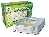 DVD+-RW író az MSI-től