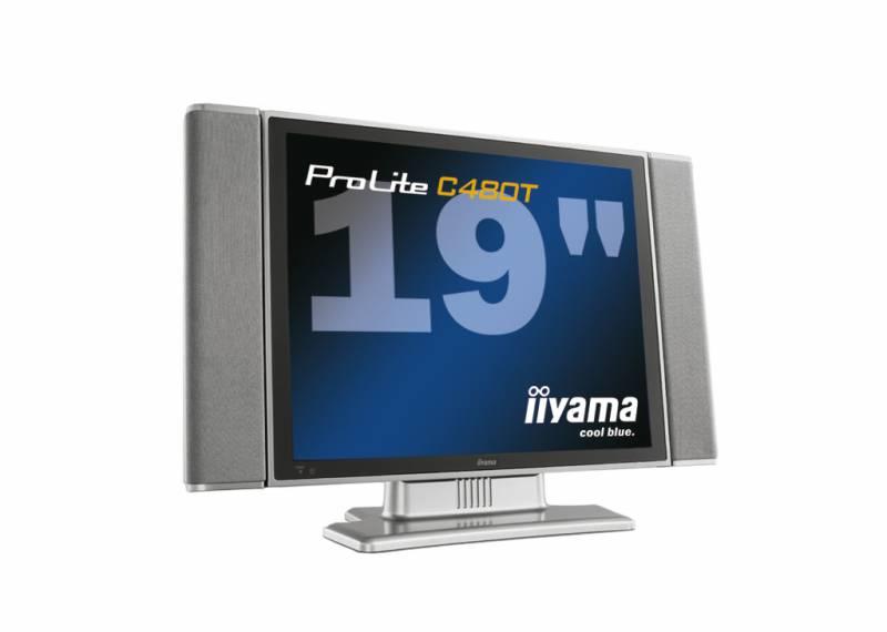 19 collos LCD-TV az iiyamától