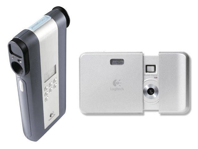 Új kamerák és fényképezőgép a Logitechtől
