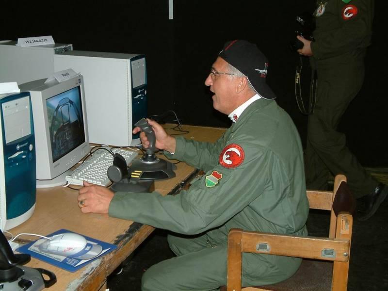 Vadászpilóta nyerte a Légiharc Kupát