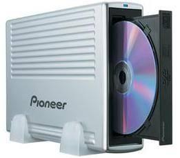 Két új külső DVD író a Pioneertől