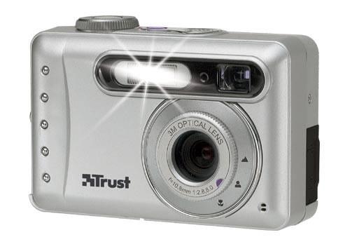 Trust fényképezőgép és webkamera