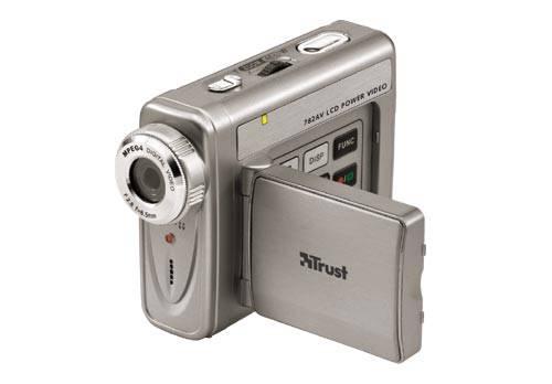 Öt az egyben MPEG-4 videokamera