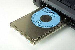 5 GB-os PCMCIA winchester