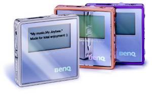 BenQ Joybee 150: MP3 játszó eBook funkcióval